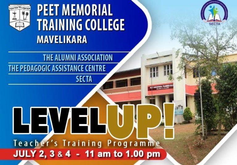 Level Up – Intermediate Level: Programme Dates Announced!