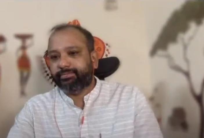 Dr. K Thiyagu elaborates on Social Networking for teachers!